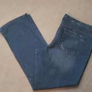 NWOT Mossimo Bootcut Jeans